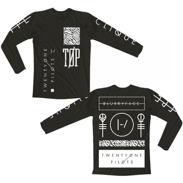 Emblem Long Sleeve