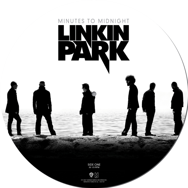 Limited Edition Minutes To Midnight Vinyl Picture Disc