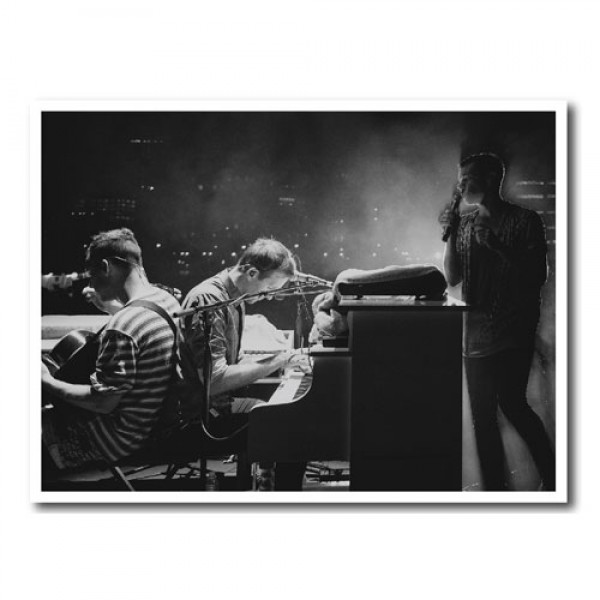 Limited Edition Live Lithograph