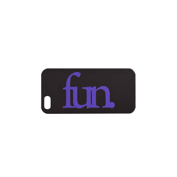 Purple Ring Me iPhone Case