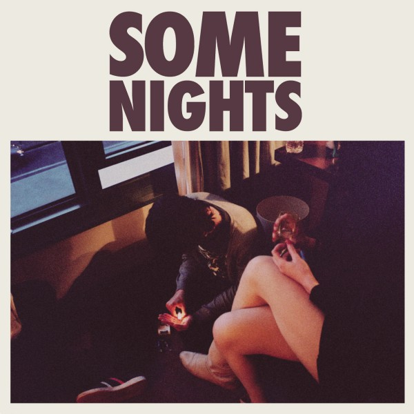 Some Nights CD Album