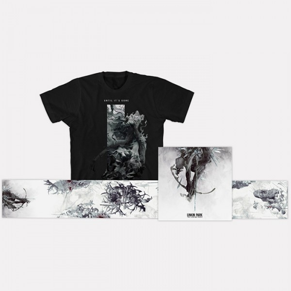 The Hunting Party Deluxe CD Package + T-Shirt + Lithograph