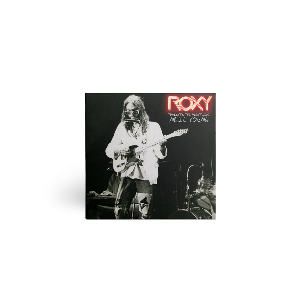 Roxy - Tonight's the Night Live CD