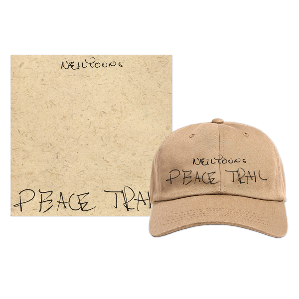 Peace Trail Organic Hat & CD Bundle