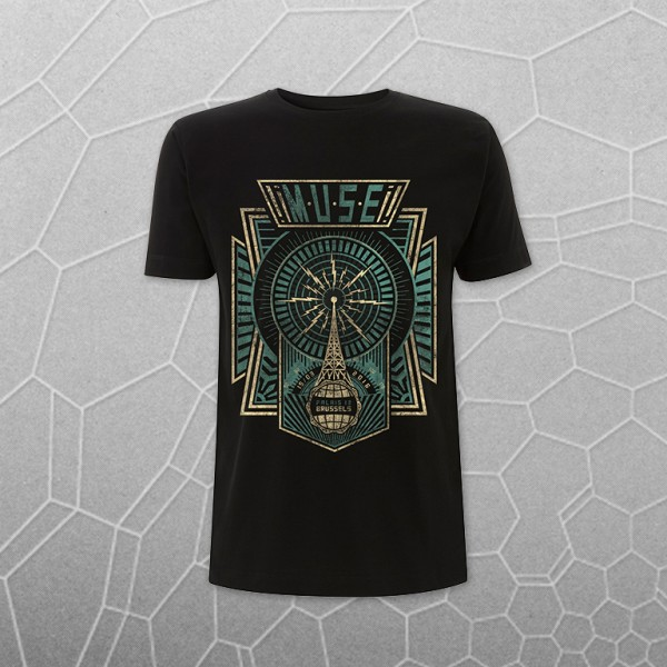 Brussels 15th Tour T-Shirt