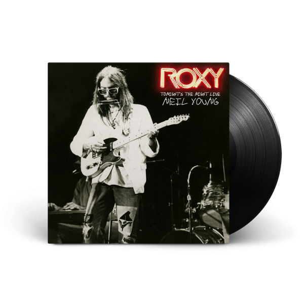 Roxy - Tonight's the Night Live Vinyl