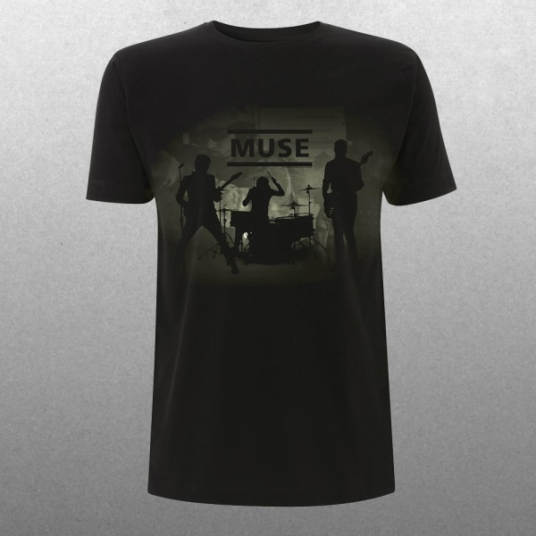Mens Video Silhouette T-Shirt
