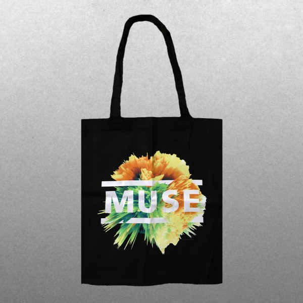 Muse Bouquet Tote Bag