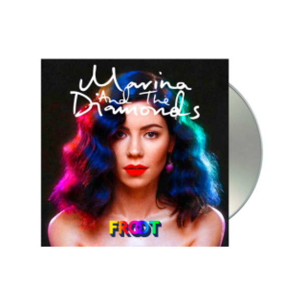 Marina & The Diamonds FROOT CD Album
