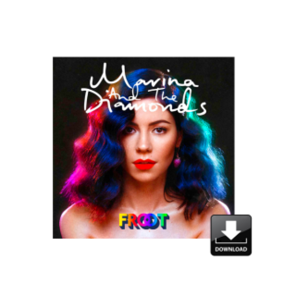 Marina & The Diamonds FROOT Digital Album