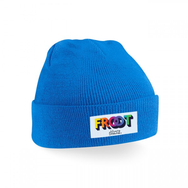 FROOT of the month beanie (blue)