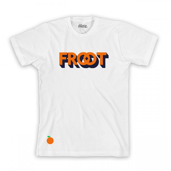 FROOT of the month T-shirt (orange)