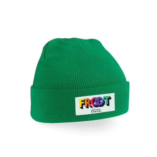FROOT of the month beanie (green)