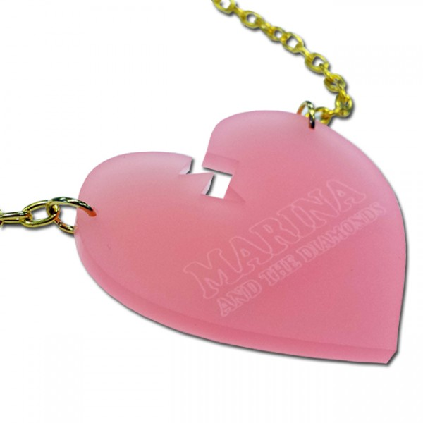 Heart Breaker Necklace