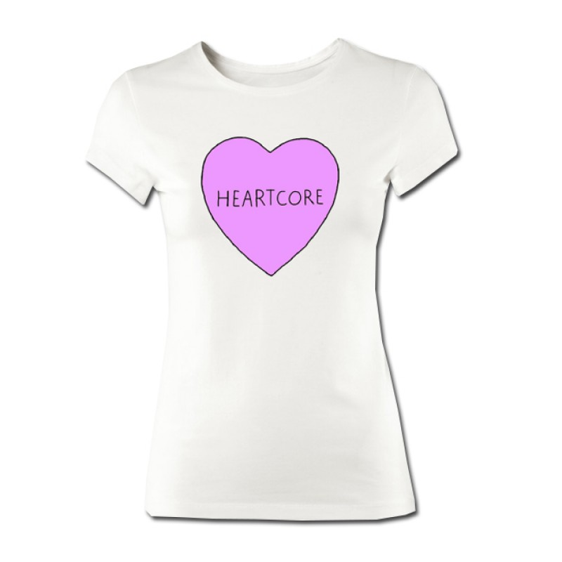Heartcore Juniors T-Shirt