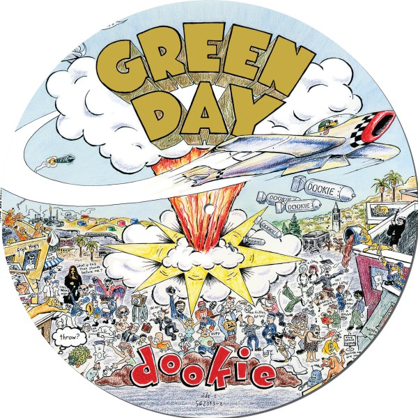 Limited Edition Dookie Picture Disc