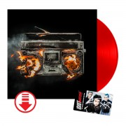 Green Day Revolution Radio Limited Red Vinyl + Fan Club