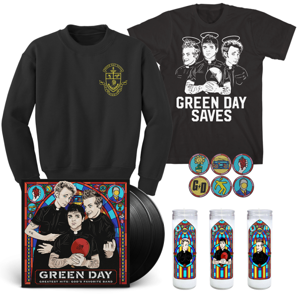 God Vinyl Bundle