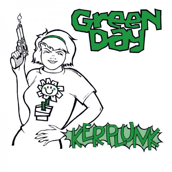 Kerplunk! CD