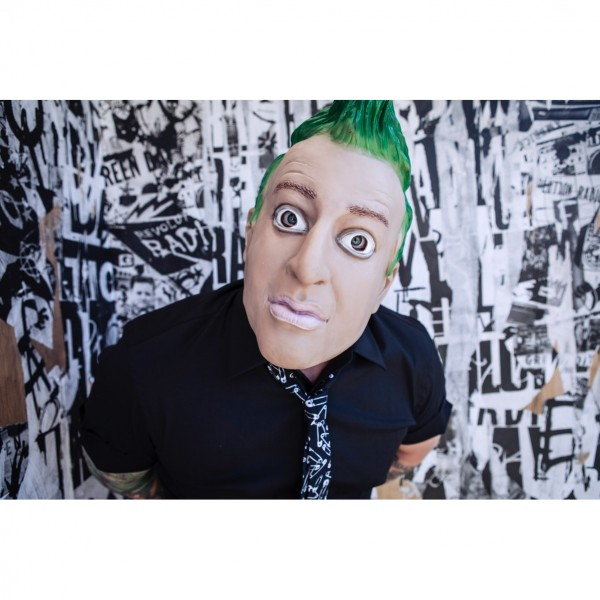 Tre Cool Mask