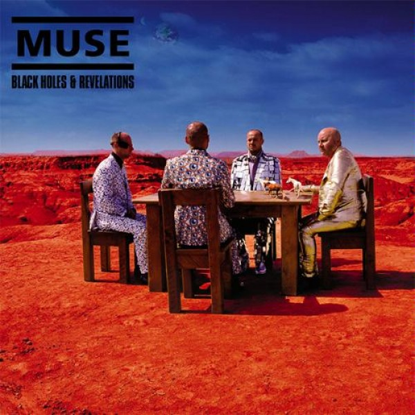 Black Holes And Revelations CD