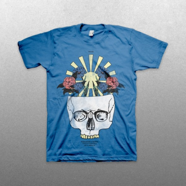 Brain Food T-Shirt - Muse Official Store