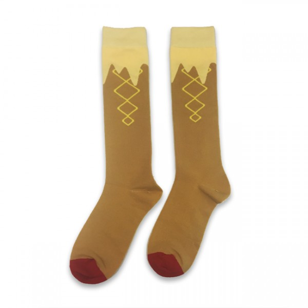 The Magic Whip Socks