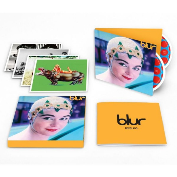 Leisure (2CD Special Edition)