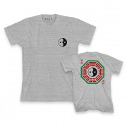 Symbol Heather Grey T-Shirt