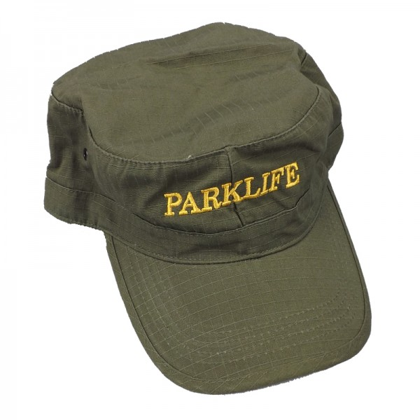 Blur Army Green Cap