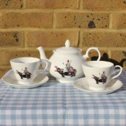 Blur The Britannia Tea Set