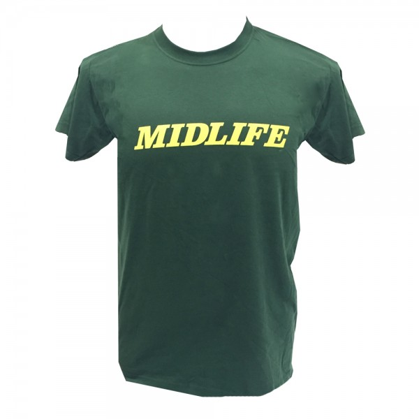 Midlife Green T-Shirt