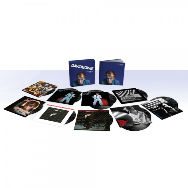 Who Can I Be Now? [1974 - 1976] LP Box Set