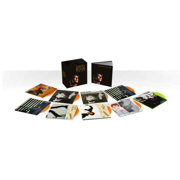 A New Career In A New Town (1977 – 1982) CD Box Set
