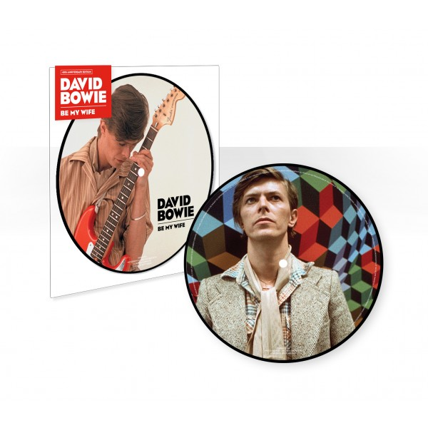 """Be My Wife (40th Anniversary 7"""" Picture Disc)"""