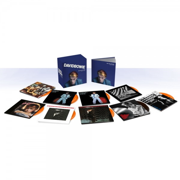 Who Can I Be Now? [1974 - 1976] CD Box Set