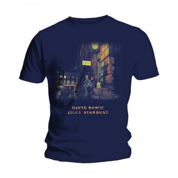 Ziggy Stardust Mens T-Shirt