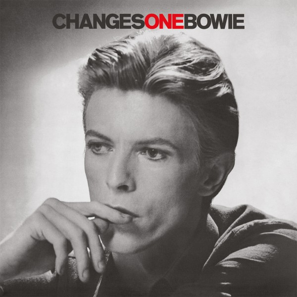 changesonebowie 40th Anniversary CD