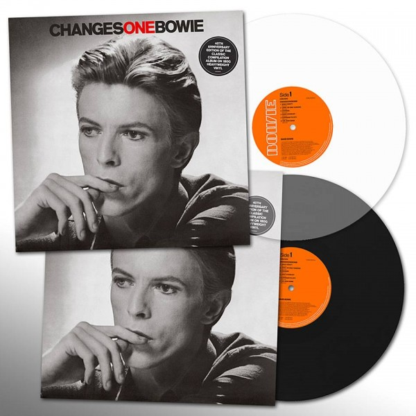 changesonebowie 40th Anniversary Vinyl