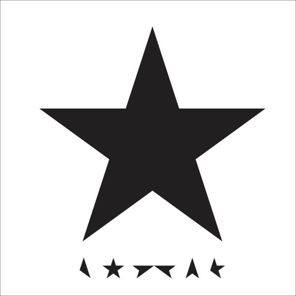 ★ Blackstar - CD - Album Cover