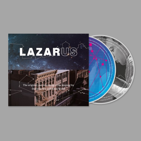 Lazarus (Original Cast Recording) 2x CD