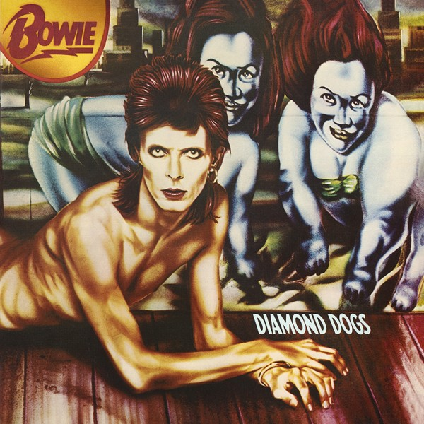 Diamond Dogs CD (2016 Remastered Version)
