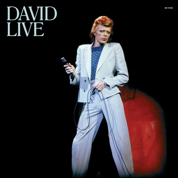 David Live (2005 Mix) 3LP [2016 Remastered Version]