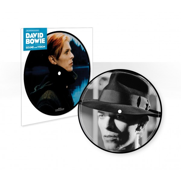 "Sound and Vision (40th Anniversary 7"" Picture Disc)"
