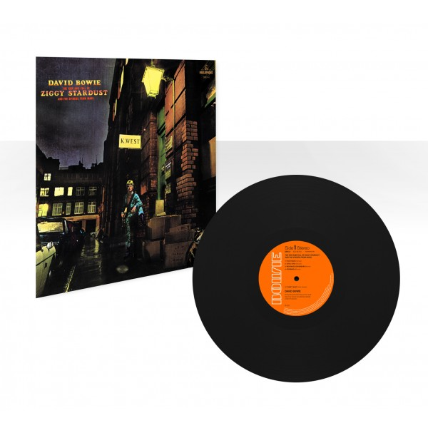 The Rise and Fall Of Ziggy Stardust And The Spiders From Mars (40th Anniversary) Vinyl