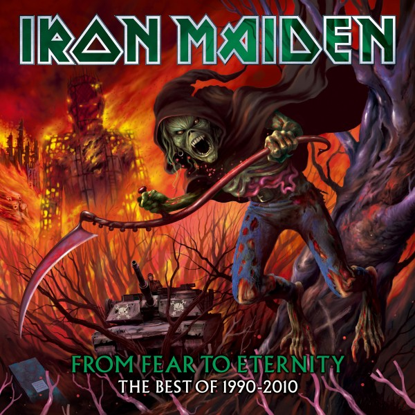 From Fear To Eternity The Best Of 1990-2010 LP
