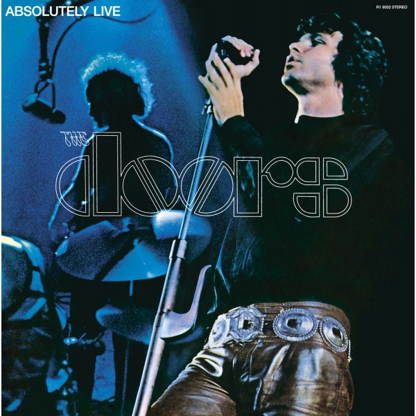 Absolutely Live 2LP