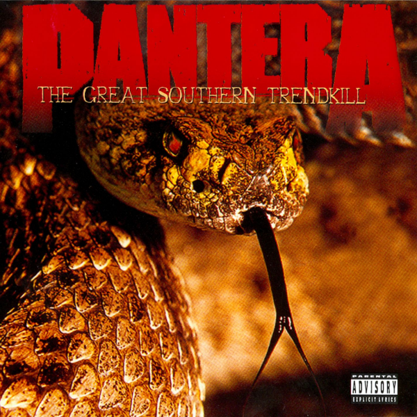 Pantera - The Great Southern Trend Kill