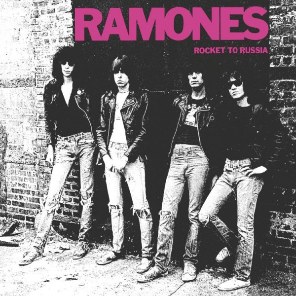 Rocket To Russia LP
