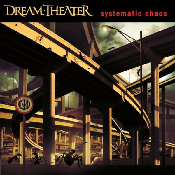 Systematic Chaos CD Album